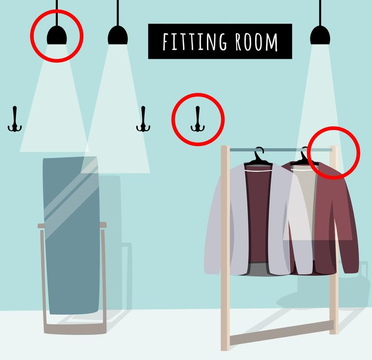 5 Ways to Quickly Check If There's a Hidden Camera in Your Dressing Room