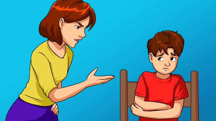6 Powerful Reasons Why Yelling at Your Child for Their Grades Can't Help. And 10 Things That Can Save the Situation