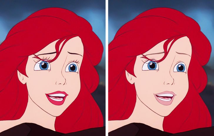 What 17 Animated Characters Would Look Like Without a Stitch of Makeup