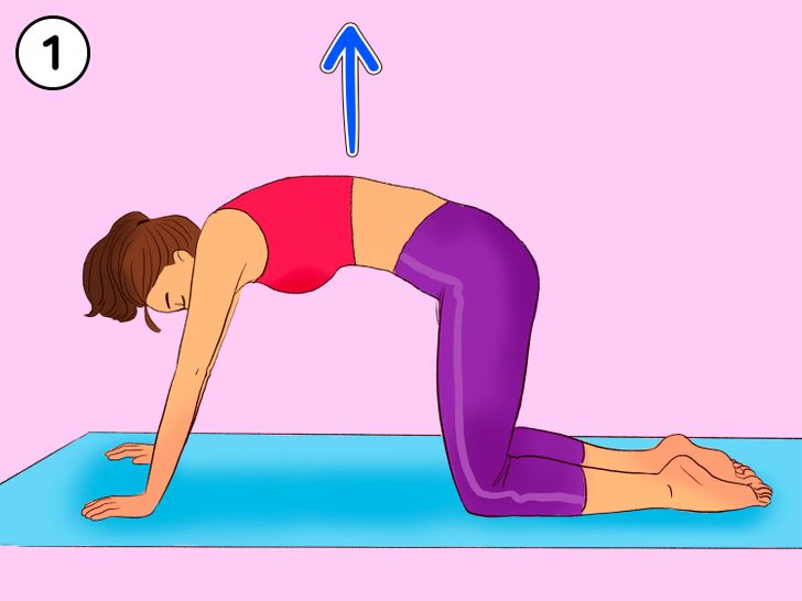 10 Exercises for a Toned Body That Require Nothing but a Mat