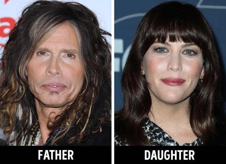 16 Unexpected Photos Showing What the Children of Famous Parents Look Like
