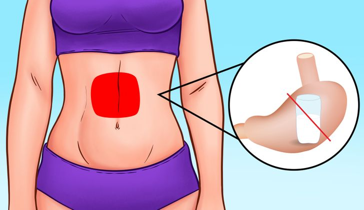 What the Location of Your Bellyache Reveals About Your Health