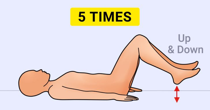 7 Exercises To Ease Sciatic Nerve Pain In A Few Minutes