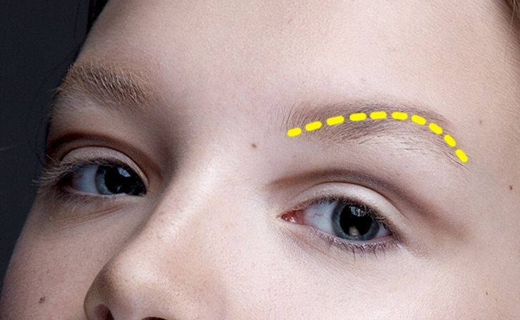 Tell UsWhat Shape Your Eyebrows Are, and WeWill Guess Your Character Type