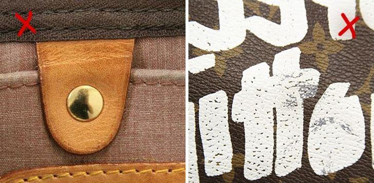 7ways tospot afake designer handbag