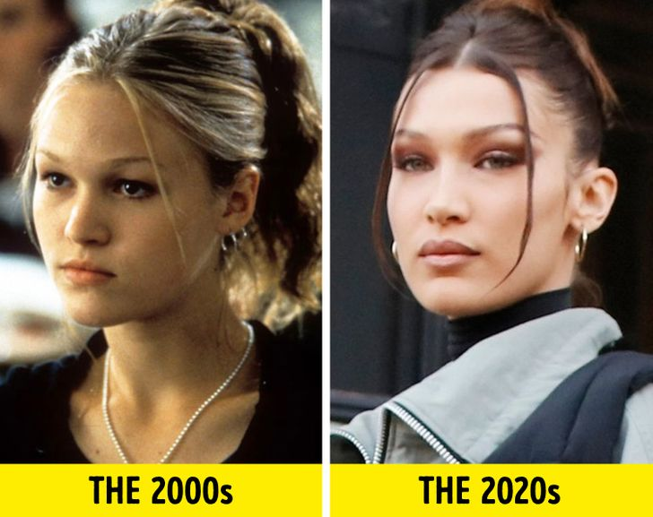 12 Trends From the 2000s We'd Like to Forget, but They're Back in Style