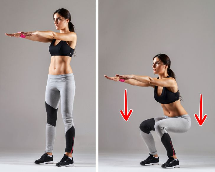 10 Exercises to Obtain a Thigh Gap That Will Only Take 10 Minutes a Day