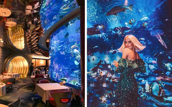 Trải nghiệm xa hoa chỉ có ở khách sạn 7 sao duy nhất của thế giới: Cả một thiên đường khác lạ tuyệt đối - Ảnh 10.