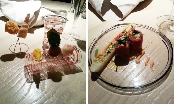5 People Show What Their Meals From Michelin-Starred Restaurants Look Like (Some of Them Paid $1,000 for Their Dinner)
