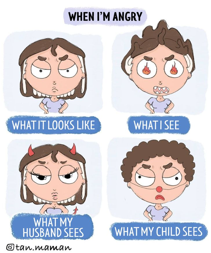 15+ Funny Comics About Maternity Any Mother Can Relate To