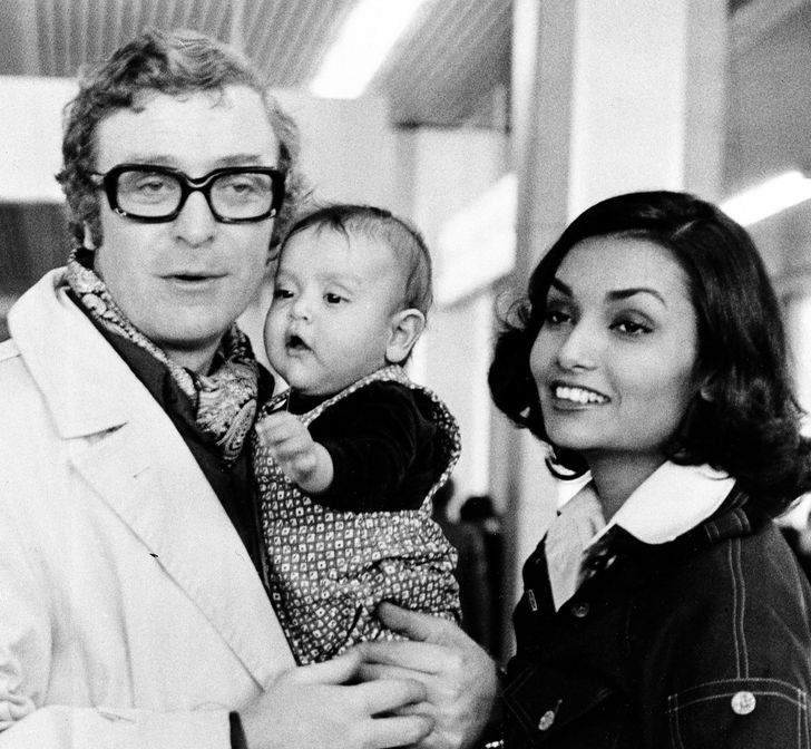 46 Years Ago Michael Caine Saw A Girl In An Ad Found Her And Married Her Then She Saved His Life