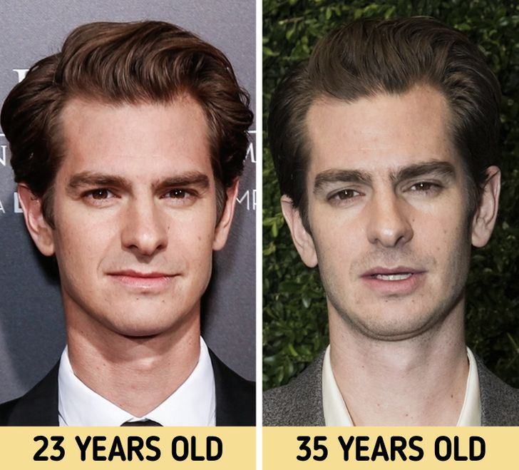 22 Celebrities Who've Seemingly Forgotten to Age