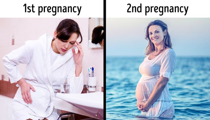 7Unexpected Changes That Happen inaWoman's Body After Childbirth