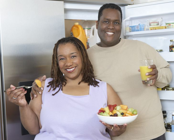 Scientists Found That Couples Who Really Love Each Other Tend toGain Weight