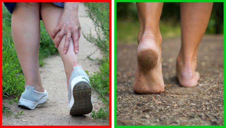 13 Things That Cause Your Body to Work Better When You Start Walking Barefoot