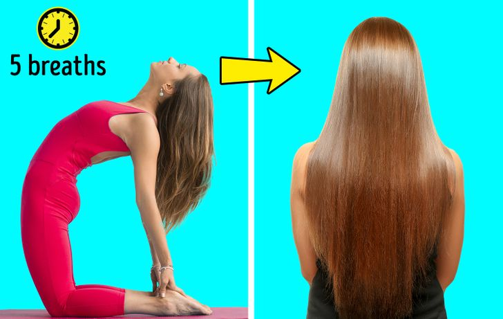 Discover8 Simple Yoga Asanas That Can Prevent Hair Loss