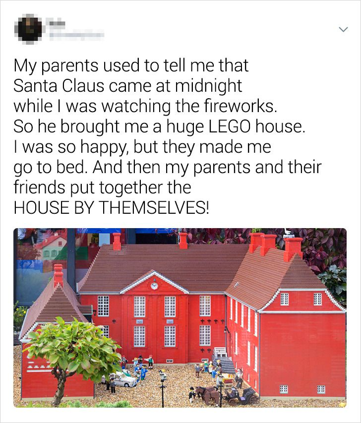 20 Cunning Deceptions From Parents That Children Didn't Detect Until They Grew Up