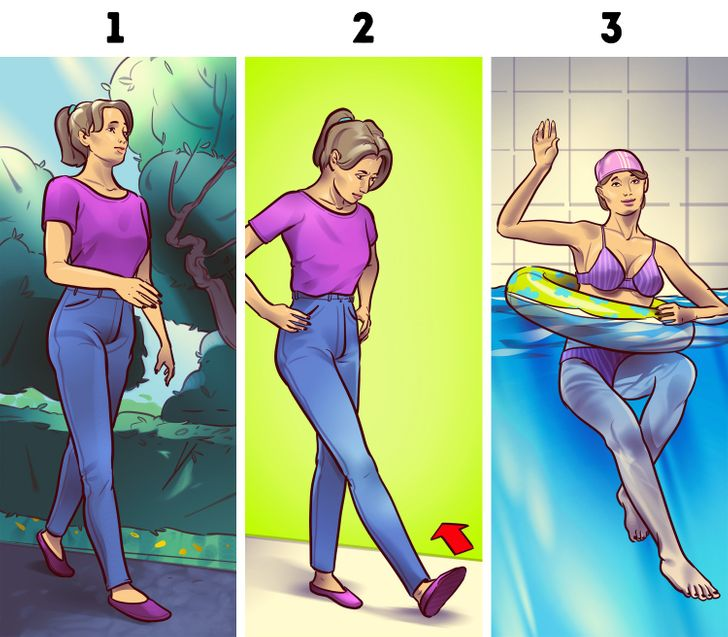 3Minutes Before Sleep: Simple Exercises toSlim Down Your Legs