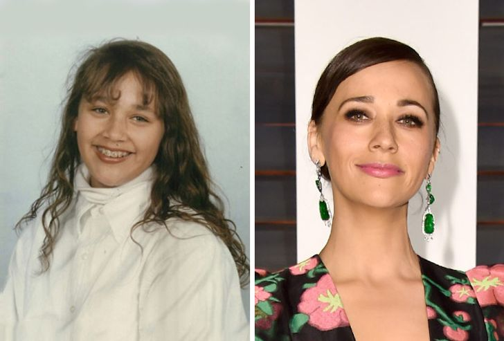 15Celebrities Who Blossomed After Puberty