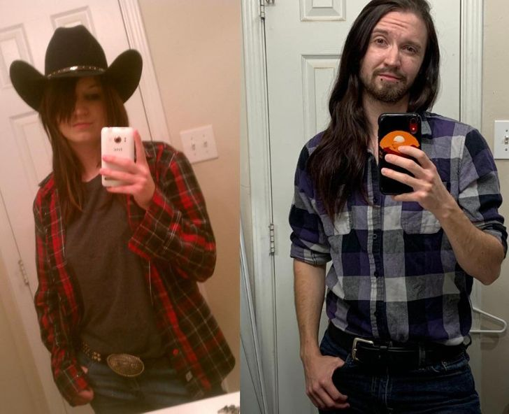 19 People Who Transitioned and Let Their True Selves Shine