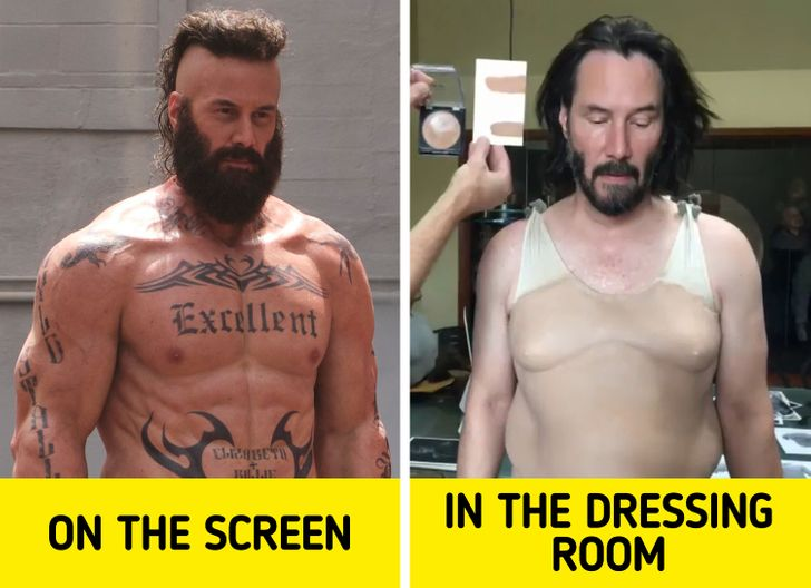 20+ Behind-the-Scenes Photos That Show What the Movies Hide From Us