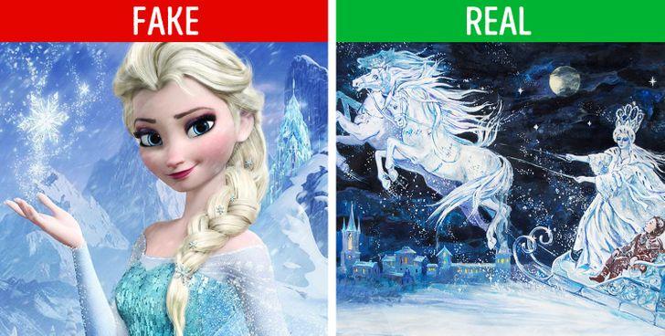 8 Real Stories Behind Disney Princesses