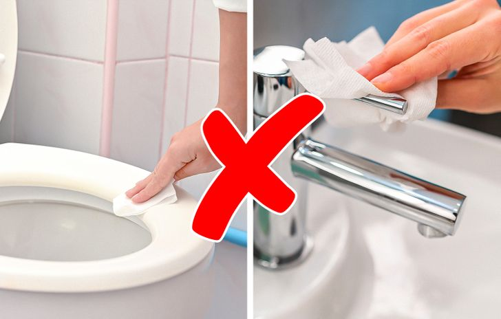 12 Simple Cleaning Mistakes We Could All Be Making Right Now