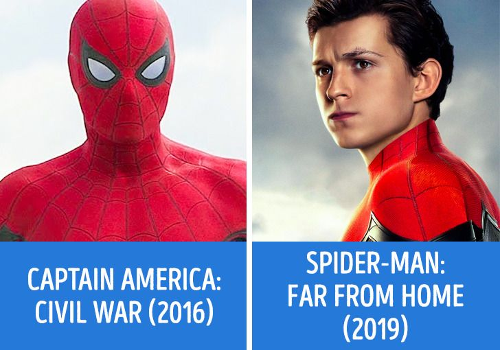 How the Avengers Have Changed Since Their First Movie