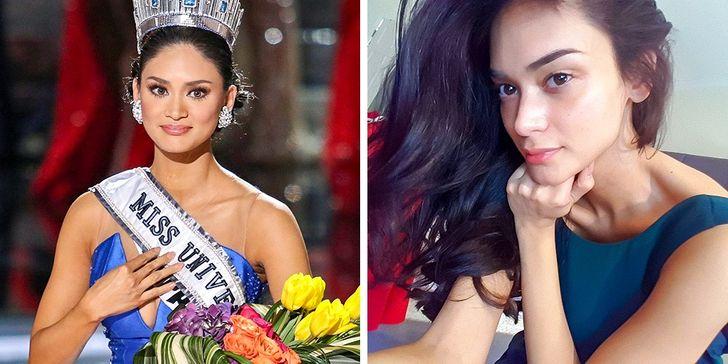 This IsHow Beauty Queens Look onthe Catwalk Versus inReal Life