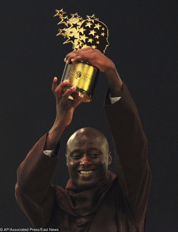 ATeacher From Kenya Wins a$1,000,000 Teacher Prize and Will Give Most ofIt tothe Poor
