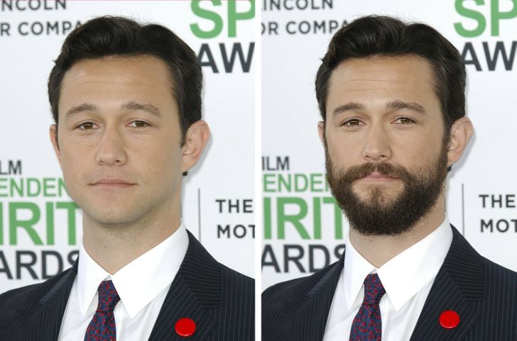 How 12 Celebrities Would Look Like If They Decided to Grow a Beard