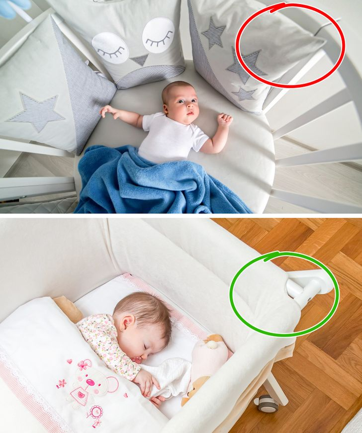 Bebeğinize Zarar Verebilecek 10 Sıradan İç Mekan Eşyası