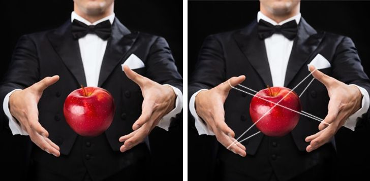 10 Magic Tricks Whose Secrets Are Finally Revealed