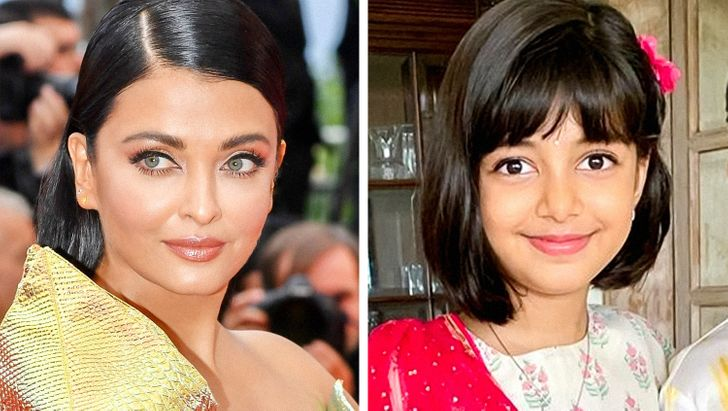 What Children of the Most Beautiful Women in the World Look Like (Some of Them Won the Genetic Lottery)