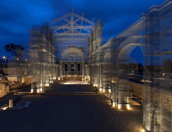 15 architektonických diel, vďaka ktorým sa budete chcieť ponáhľať a skontrolovať, či sú skutočné