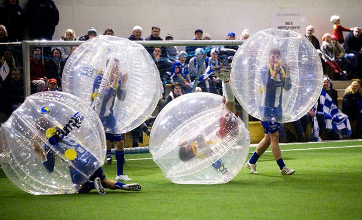 12Sports That Are Too Crazy toBeTrue