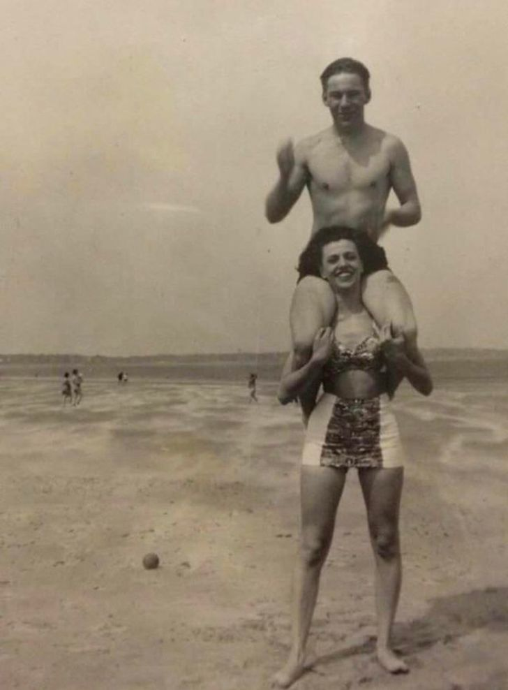 30+ Striking Photos That Show How Gorgeous Our Grandparents Were