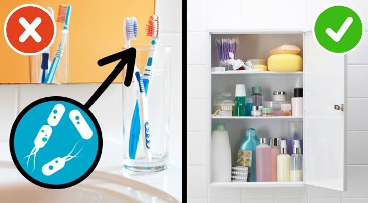 23 Places in Your House You Shouldn't Clean That Often