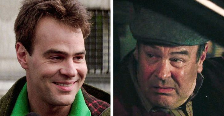 18Actors Who Appeared inRemakes ofTheir Movies Years Later