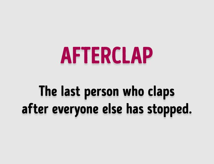 18 New English Words That Perfectly Describe Everyday Things