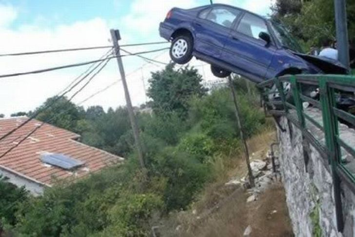 24Lucky People Who Avoided aTrue Catastrophe