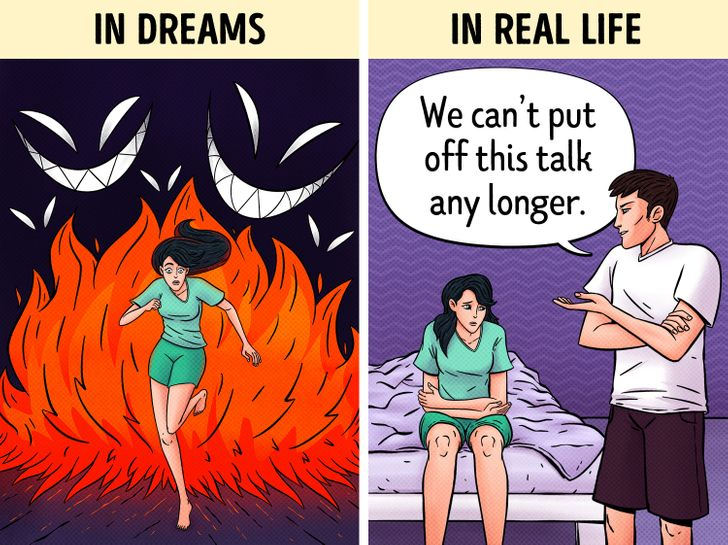 Why We Have Nightmares and Other Disturbing Dreams