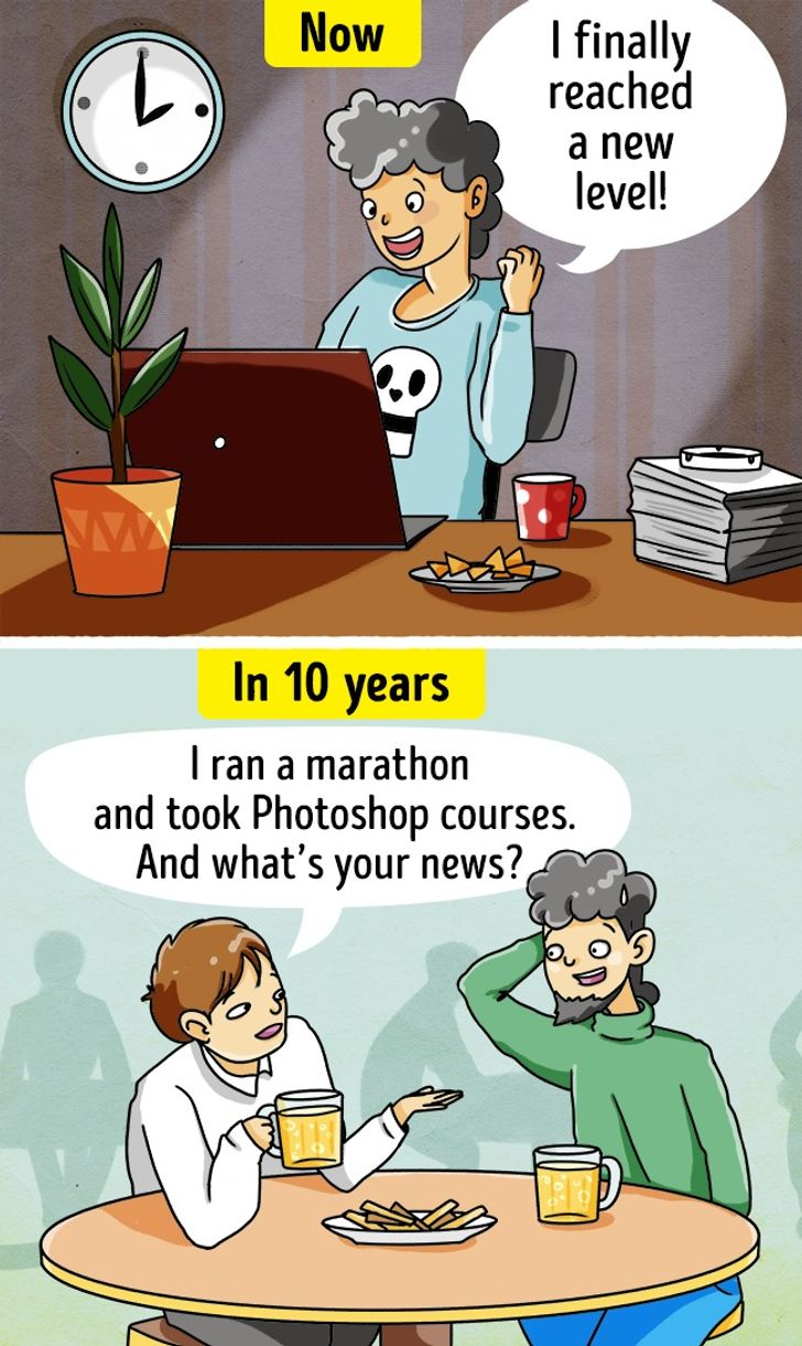 9Things You'll Regret in10Years