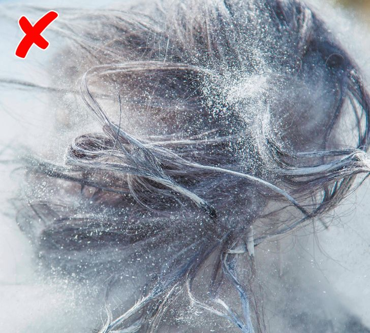 9Ways We're Ruining Our Hair