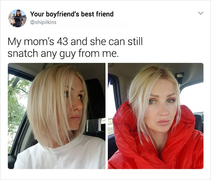 A Daughter Wanted to Brag About Her Gorgeous Mom on Twitter and Accidentally Started a Beauty Contest