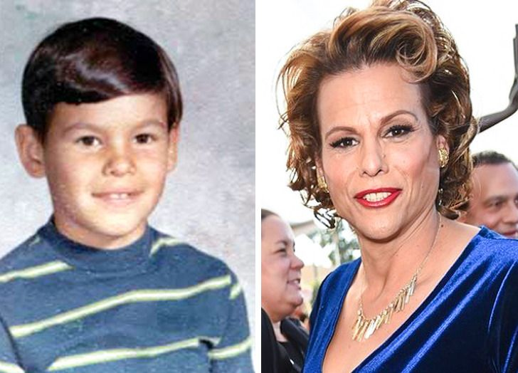 Before transgender and after celebrity 28 transgender