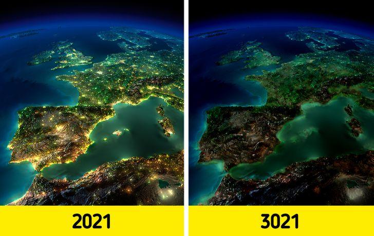 İnsansız Dünya 1000 Yıl Sonra Nasıl Olurdu?