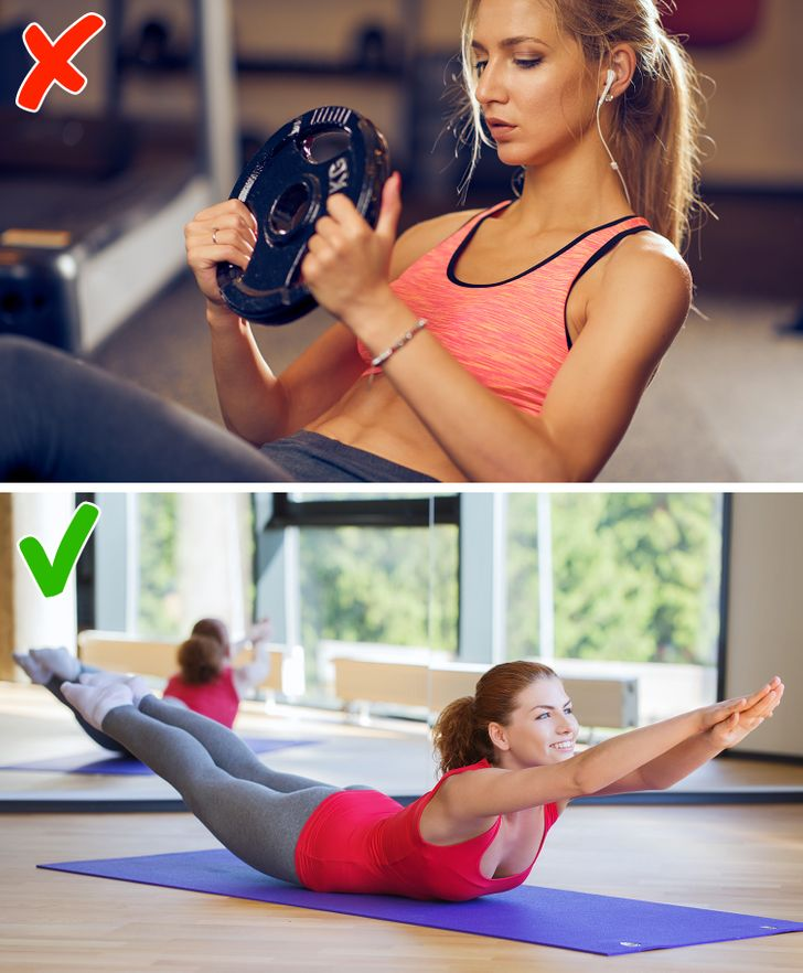 5 Exercises That Can Make You Look Fat