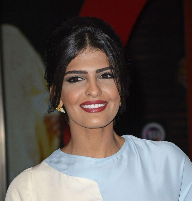 Woman beautiful most of arabia queen saudi 10 Most
