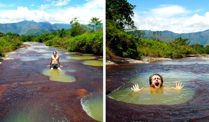 19 Places in the World That Can Turn an Ordinary Tourist Into Indiana Jones